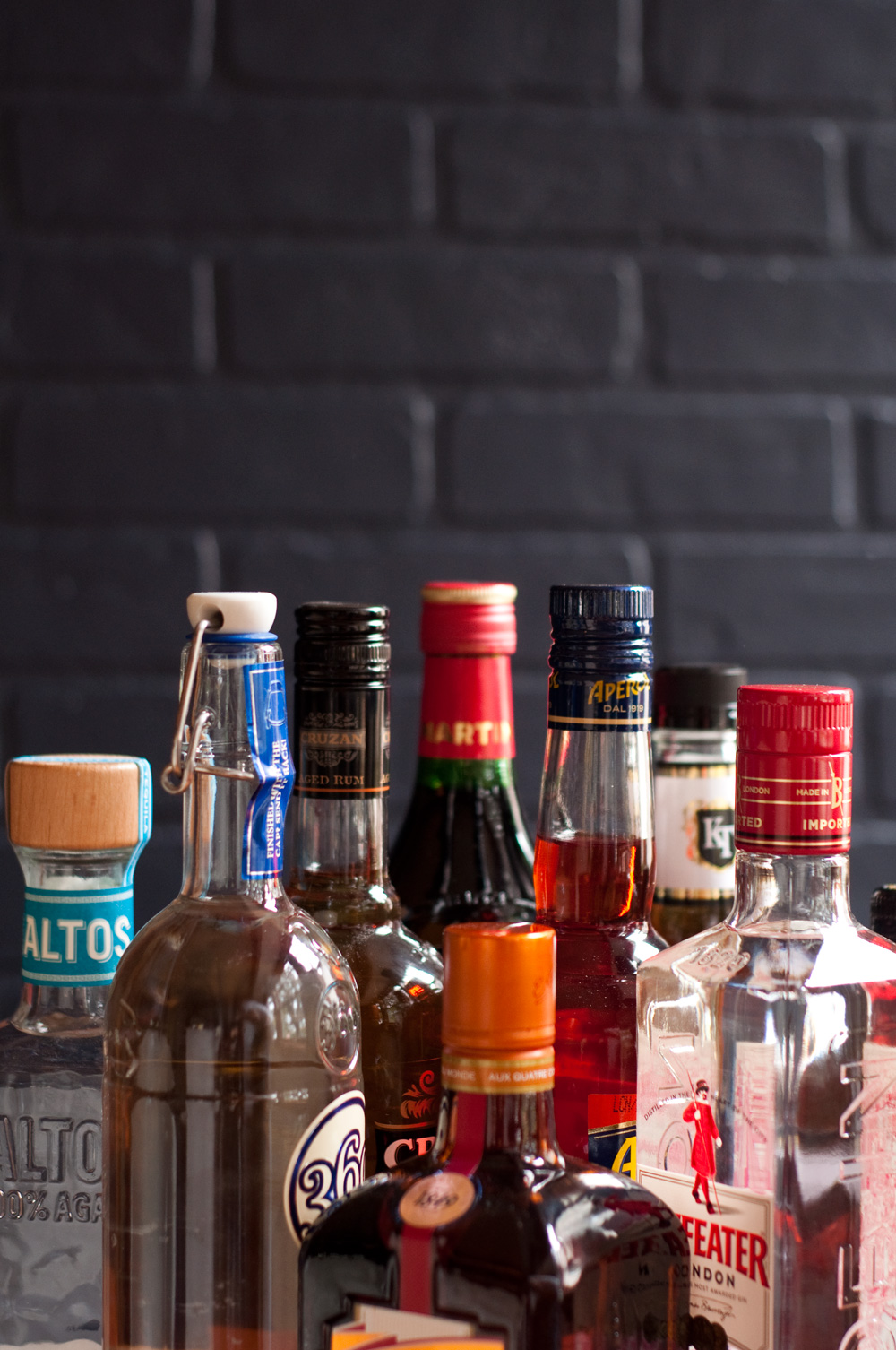 How to stock home bar cheap best bottlesoriginal