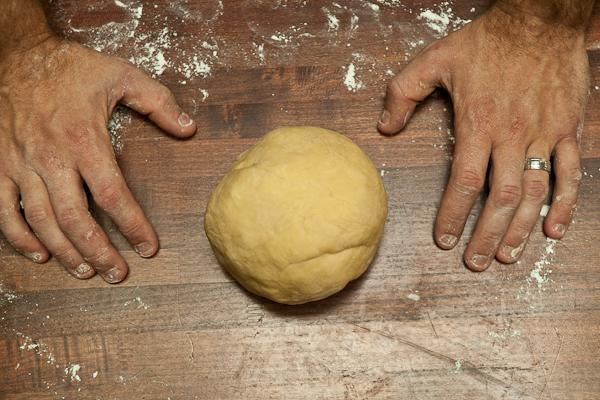 Rest Dough