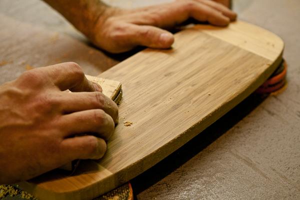 Sand Cutting Board
