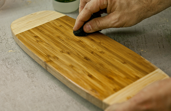 Oiled Cutting Board
