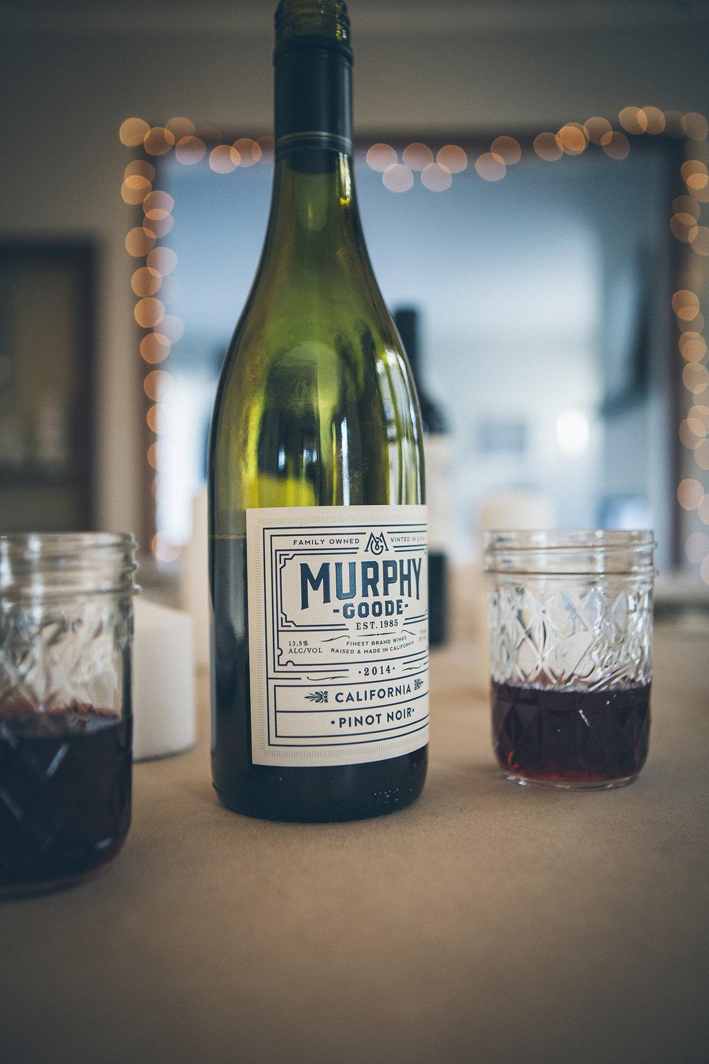 Murphy-Goode Winery Pinot Noir 2014