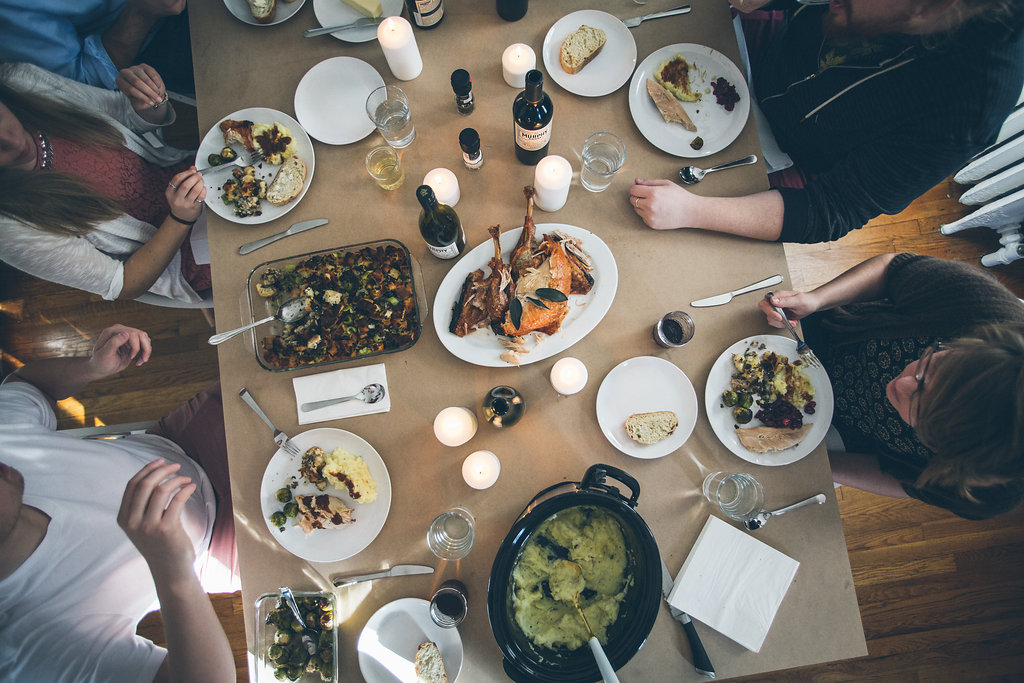 A young man's guide to throwing his first real dinner party