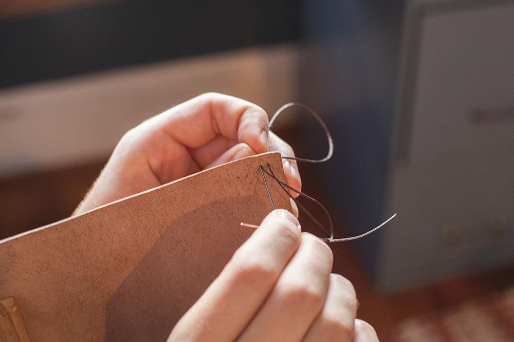 Stitching Step 3