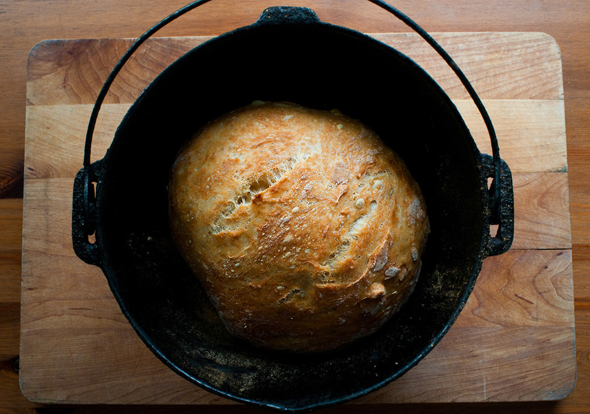 Homemade bread recipe wideoriginal