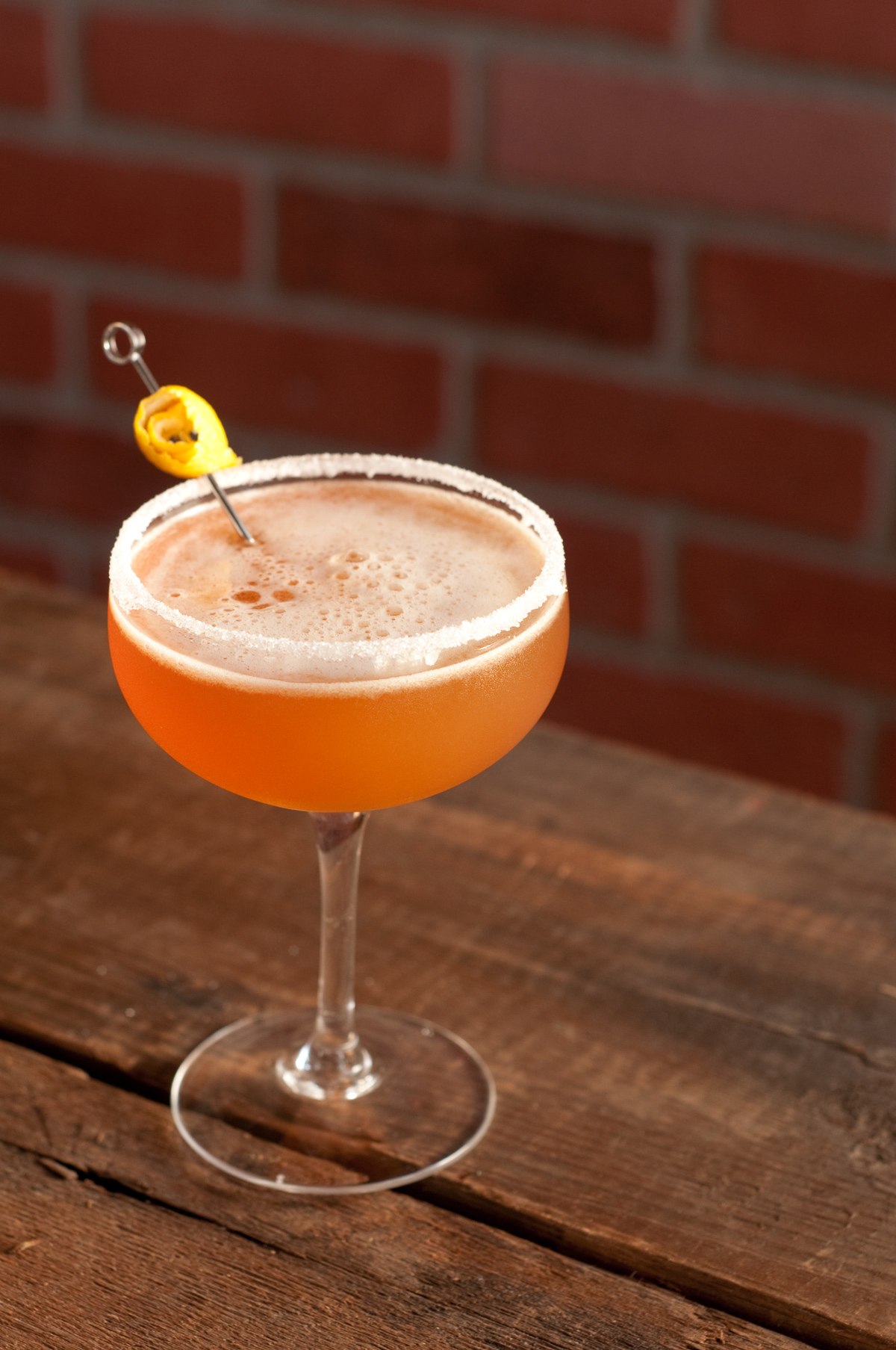 Sour cocktail recipe