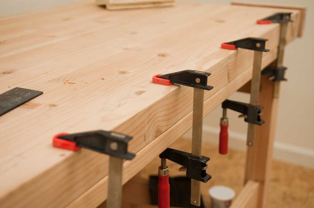 How To Drill Perfectly Vertical Bench Dog Holes In Your Workbench