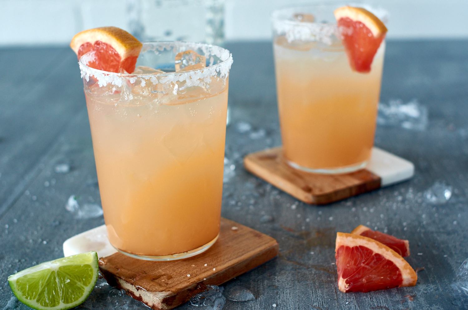 Tequila paloma cocktail recipe