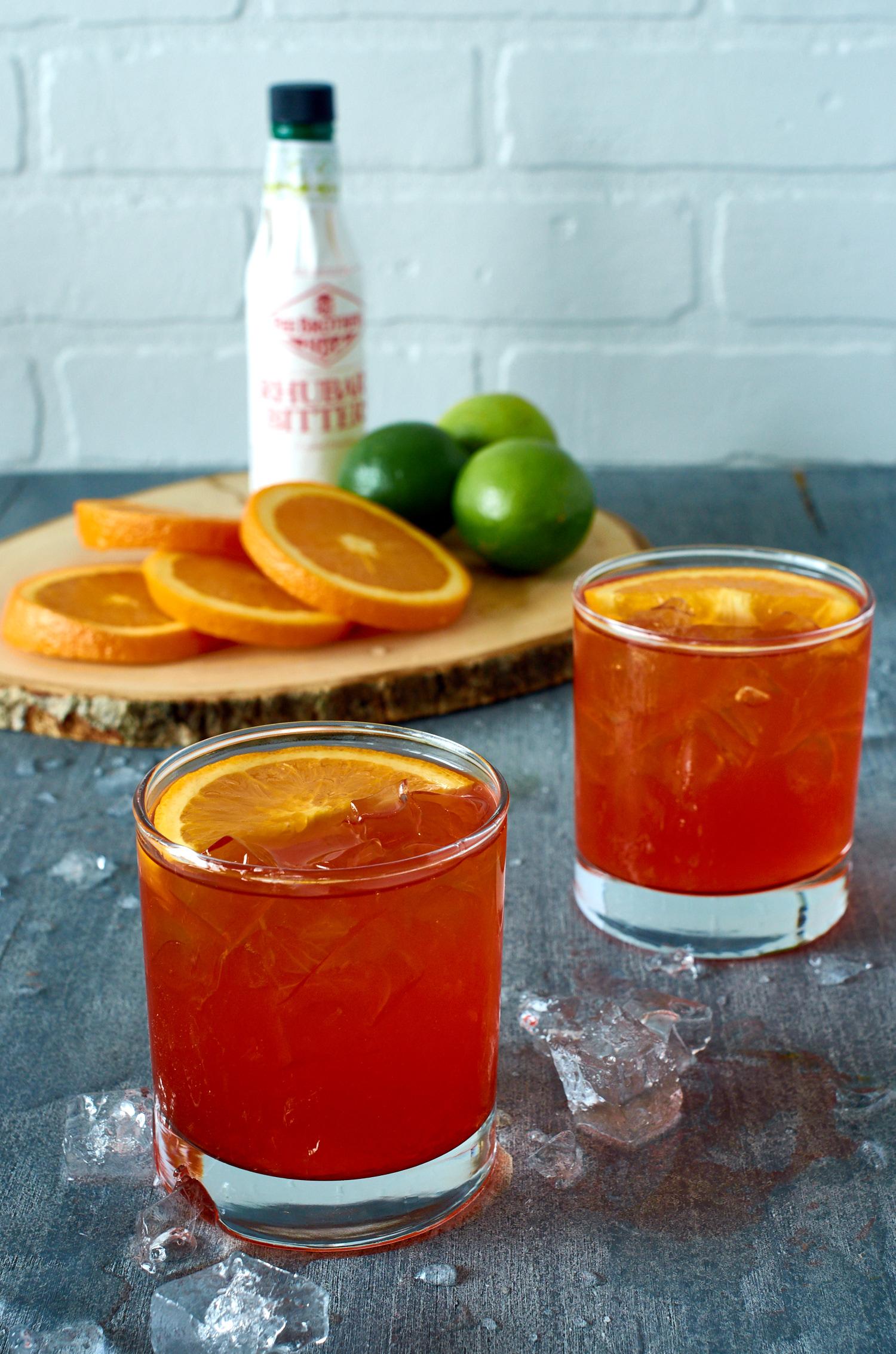 Kanga Rhu - Tequila cocktail