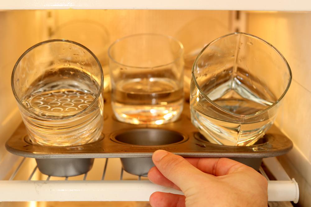 diy whiskey wedge