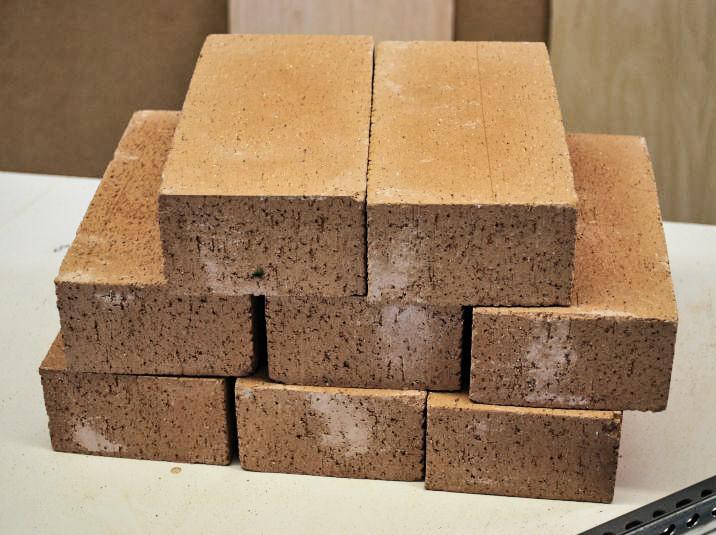 Homemade Fire Brick Mortar : Make this diy fire brick blowtorch forge man made