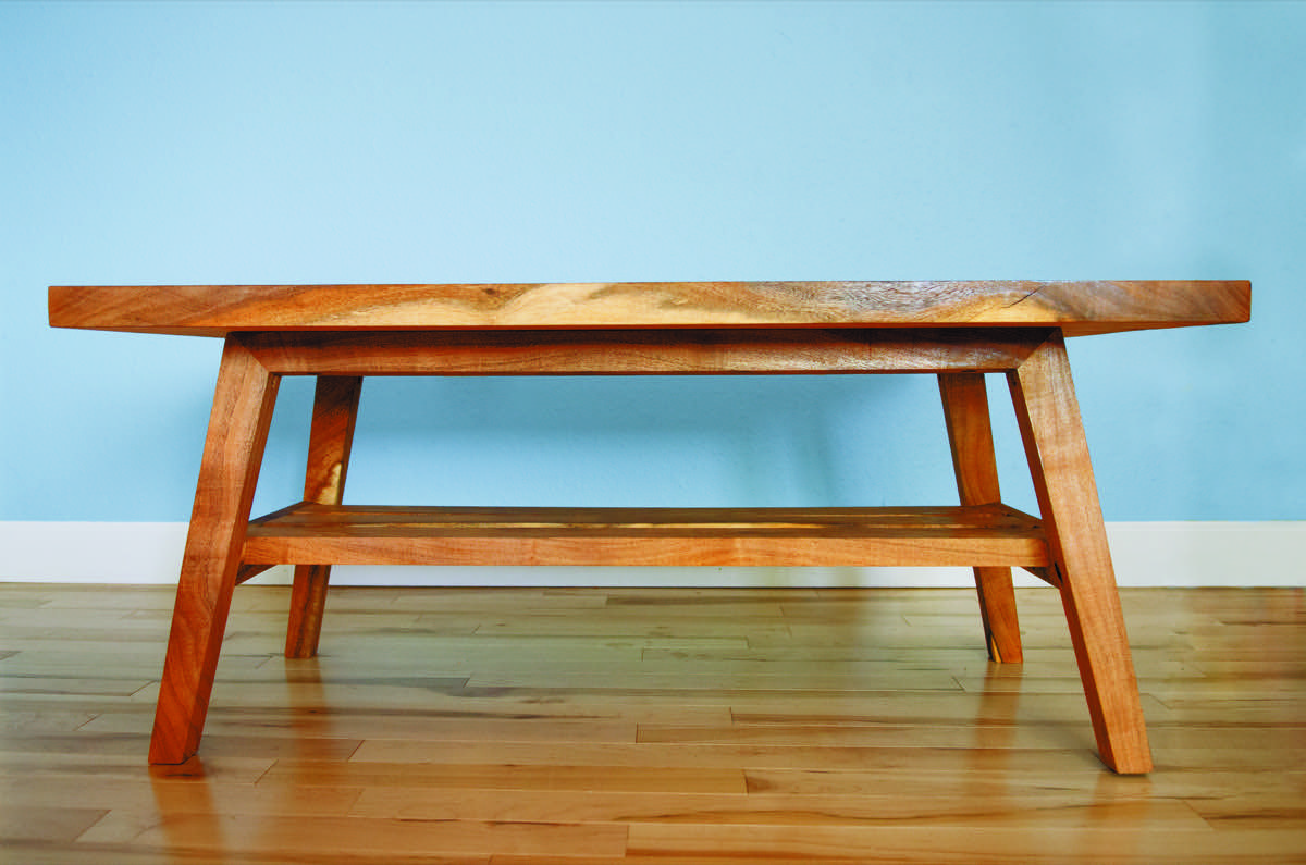 How To Build A Modern Coffee Table From Scratch Man Made