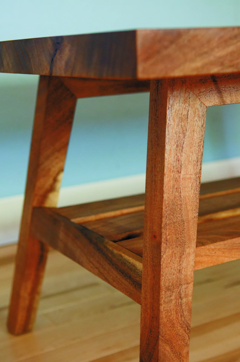How to Build a Modern Coffee Table from Scratch