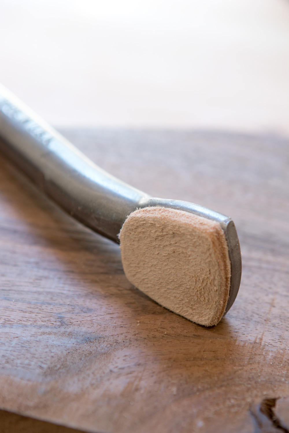 Stop Marring Your Wood: How to Make Leather Holdfast Pads for Woodworking | Man Made DIY ...