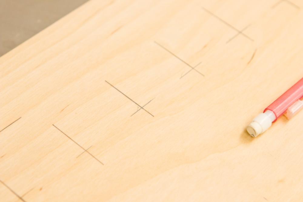 clamp rack spacing