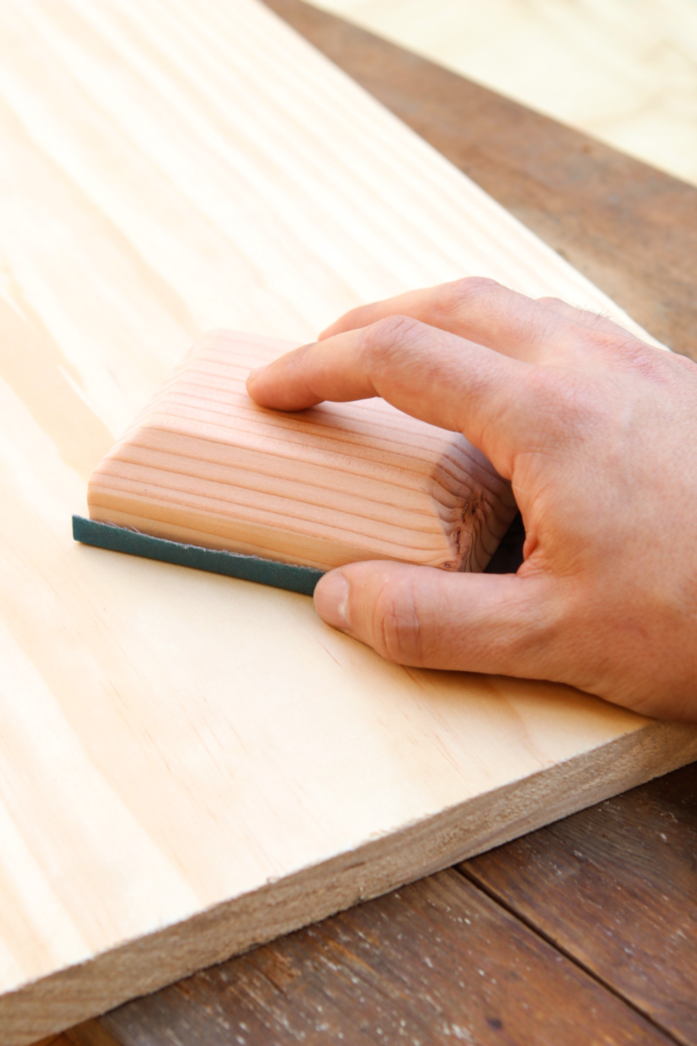 how to make the ultimate sanding block | man made diy
