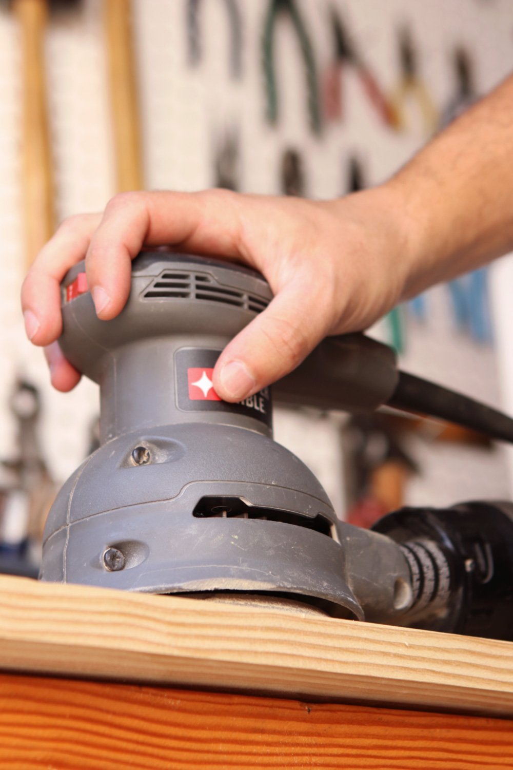 Random orbital sander mistakes - common errors and solutions