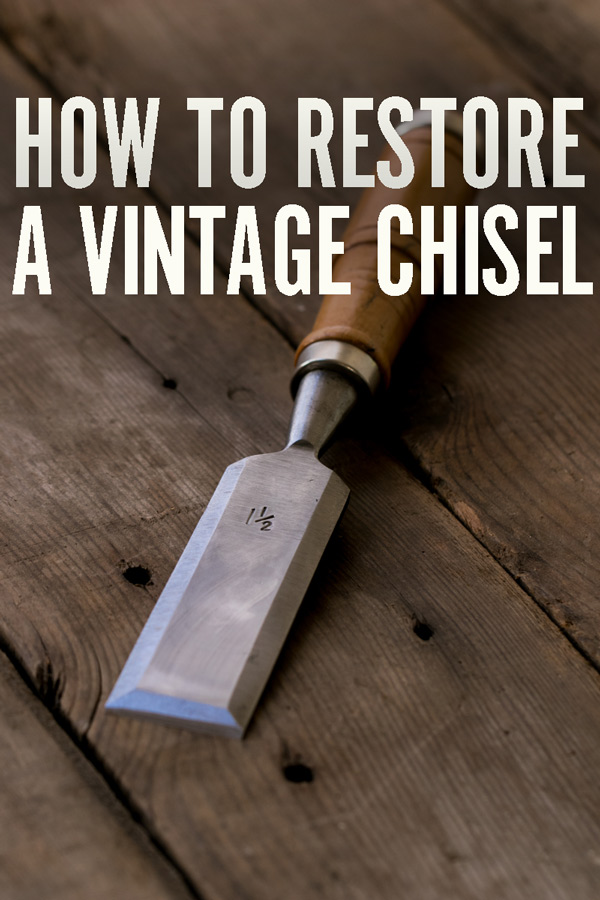 diy vintage kitchen lighting vintage lighting restoration inside your chisel is ready to work please let me know if you have any questions or thoughts in the comments below how restore vintage chisel man made diy crafts for men