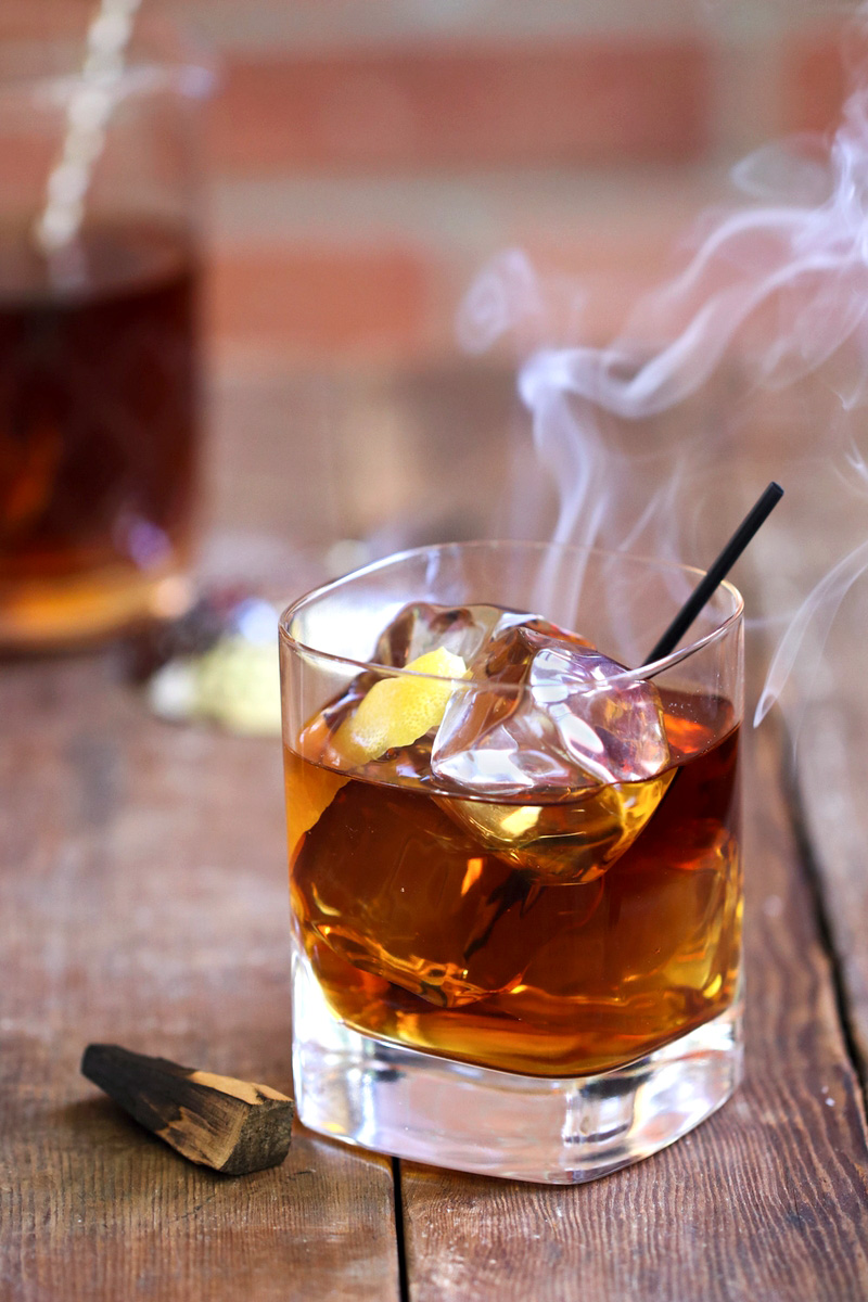 How to Smoke Cocktails at Home   No Special Equipment Required | Man