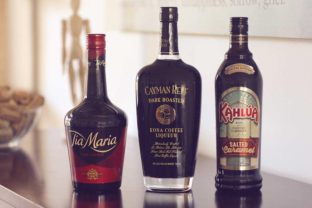 Coffee Liqueur Alternatives
