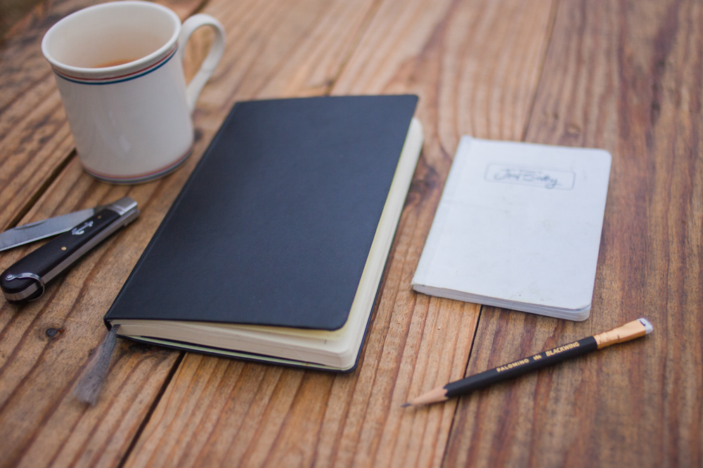 How to: Start a Minimalist Bullet Journal and Get Better at Everything