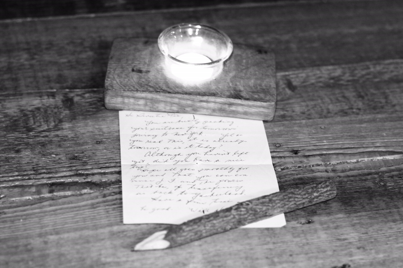 Ginny's letter