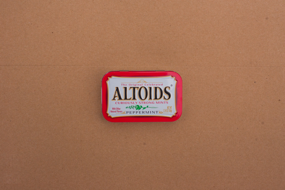 Build Your Own Survival Kit Altoids