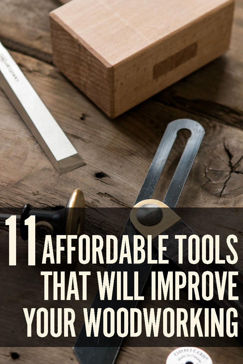 11 Tools To Take Your Woodworking Projects From Hammer Nails To