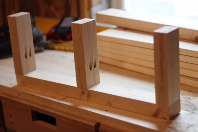 Shelf Support Frame