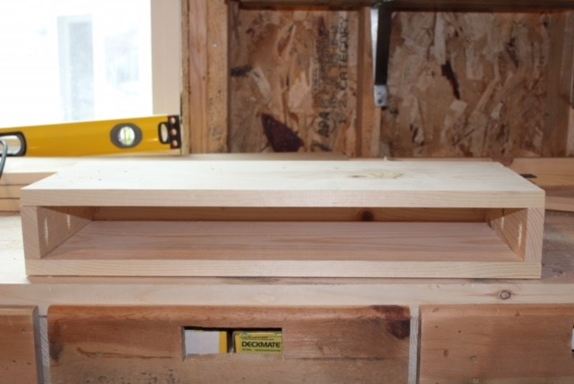 Fabulous How To Build A Floating Shelf For Less Than 10 Man Made Download Free Architecture Designs Grimeyleaguecom