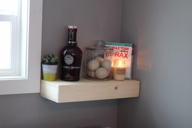 Final shelf