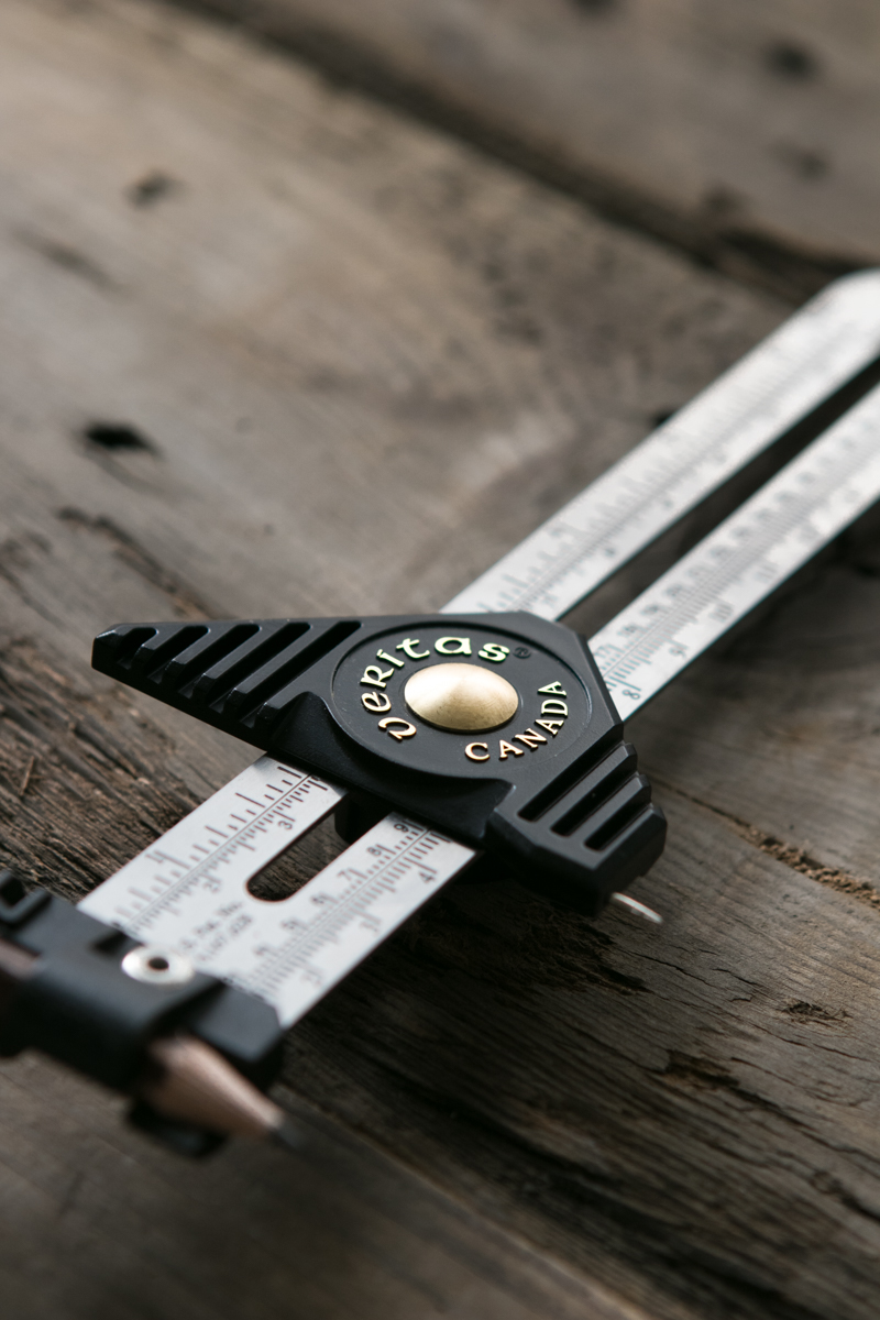 ManMade Recommended: The Veritas Carpenter's Gauge is $25 Very Well Spent