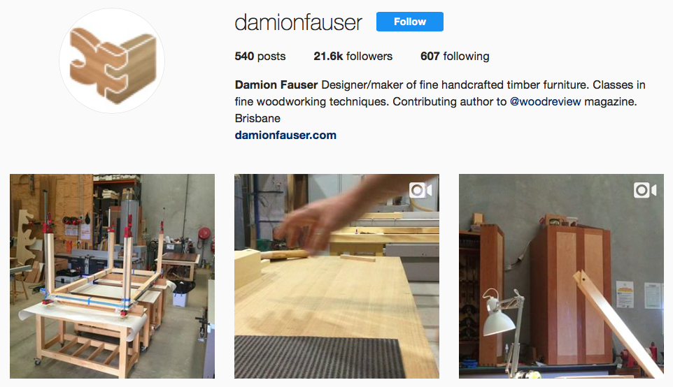 30 Woodworking Accounts You Should Follow on Instagram | Man