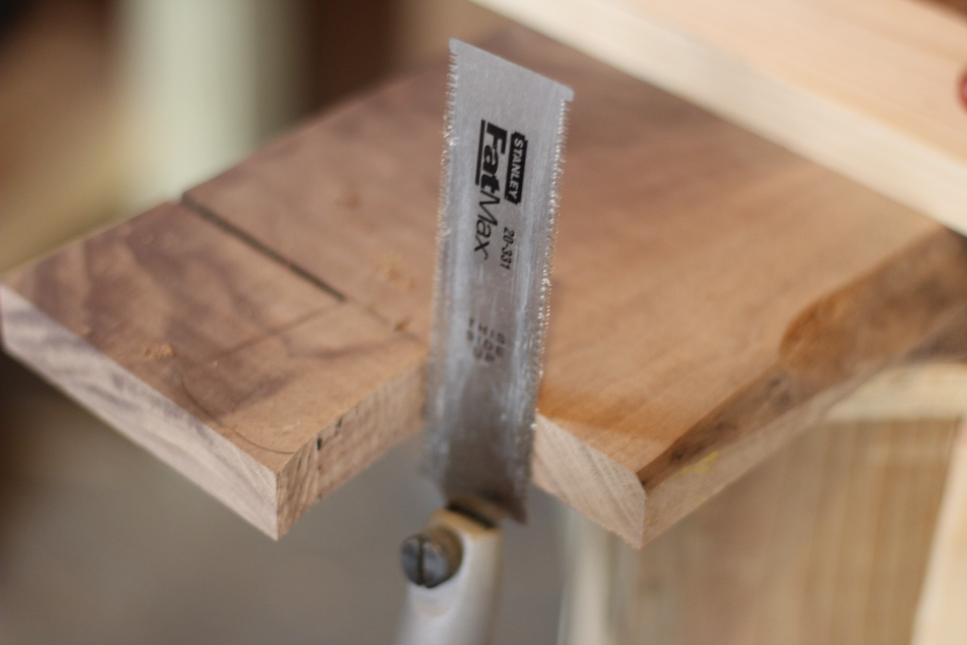 Flat saw