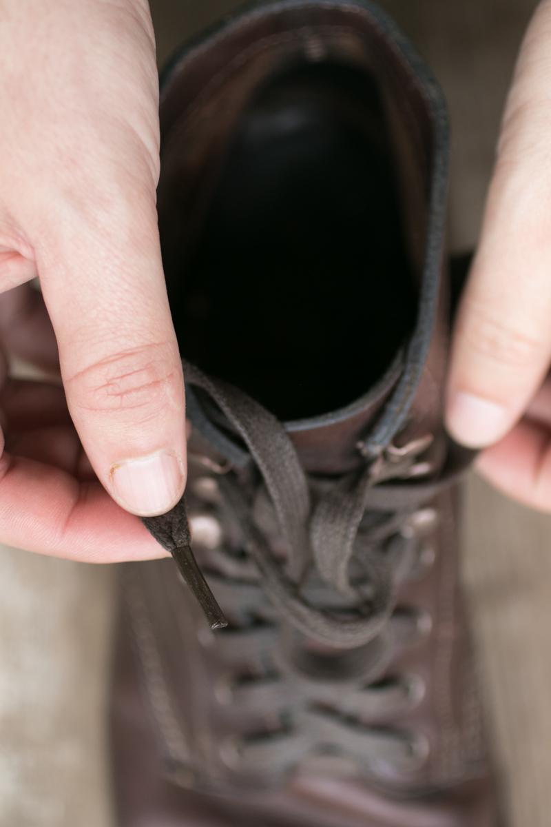 20X Metal DIY Shoelaces Repair Shoe Laces Tips Replacements End Shoelaces Crafts