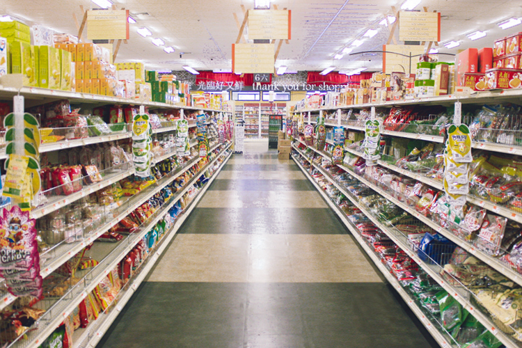 Asian specialty stores
