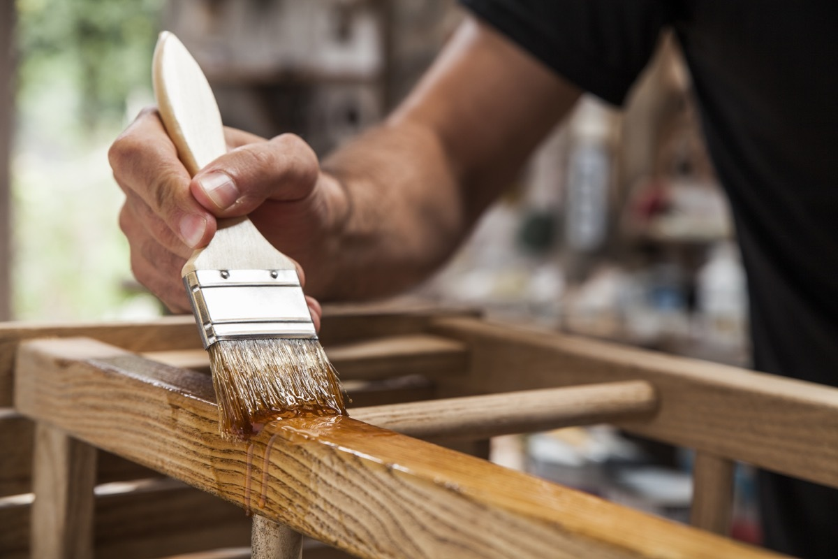 How to select protective finishes