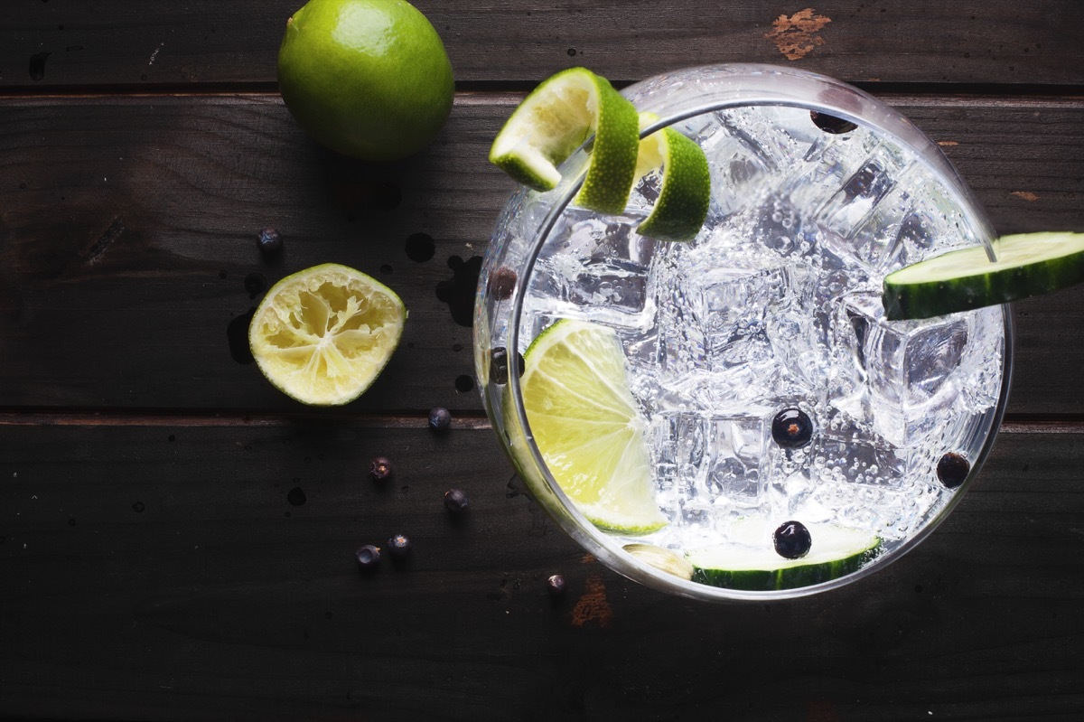 Here's the thing about gin