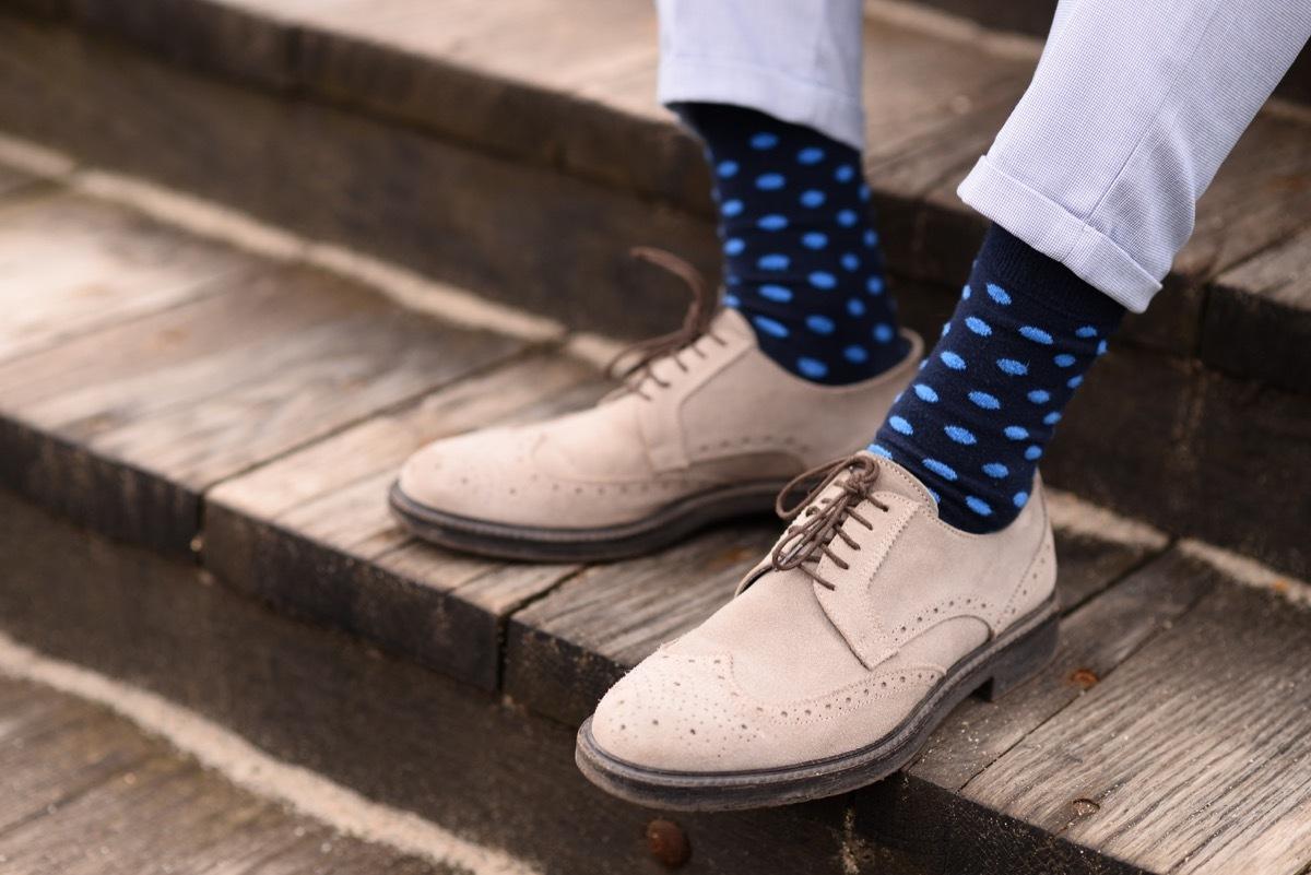Snazzy socks