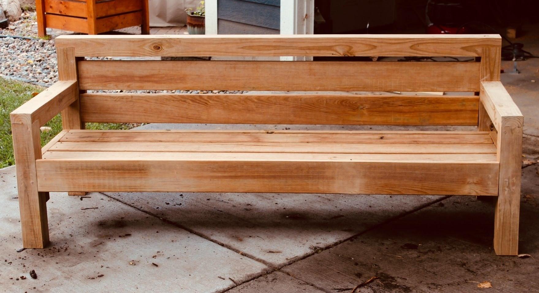 How to: Build an Outdoor Sofa | Man Made DIY | Crafts for Men