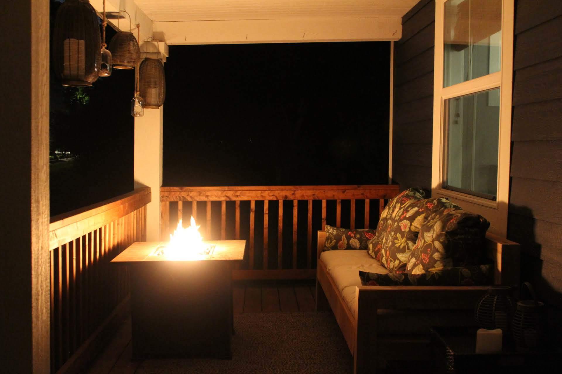 Night time photo