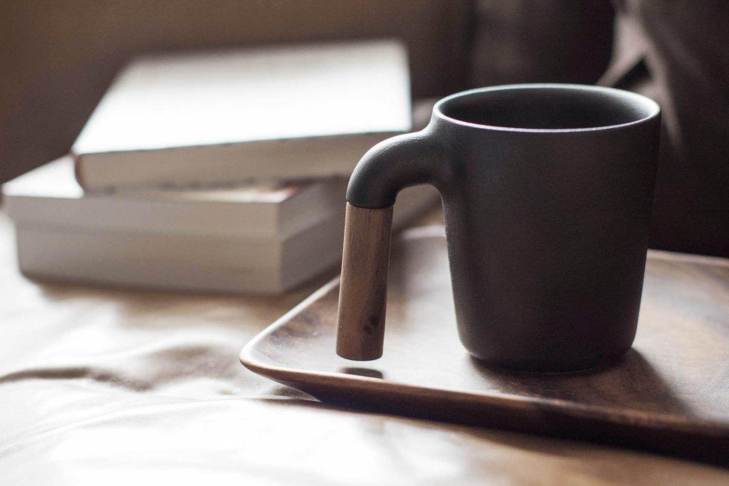 mazama large stylish coffee mug