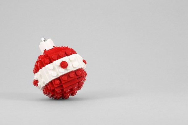 How To Make Your Own Lego Christmas Ornaments Man Made Diy