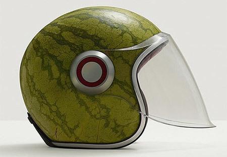 Edible Helmet