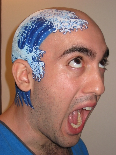 "Phil says ""Tsunami"""