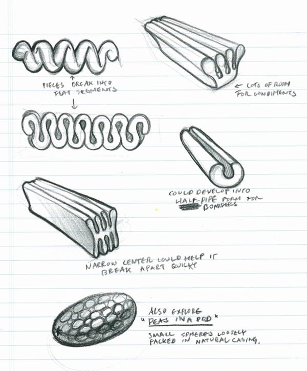 hot dog redesign