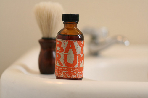 Bay Rum Aftershave by MaggieMason.