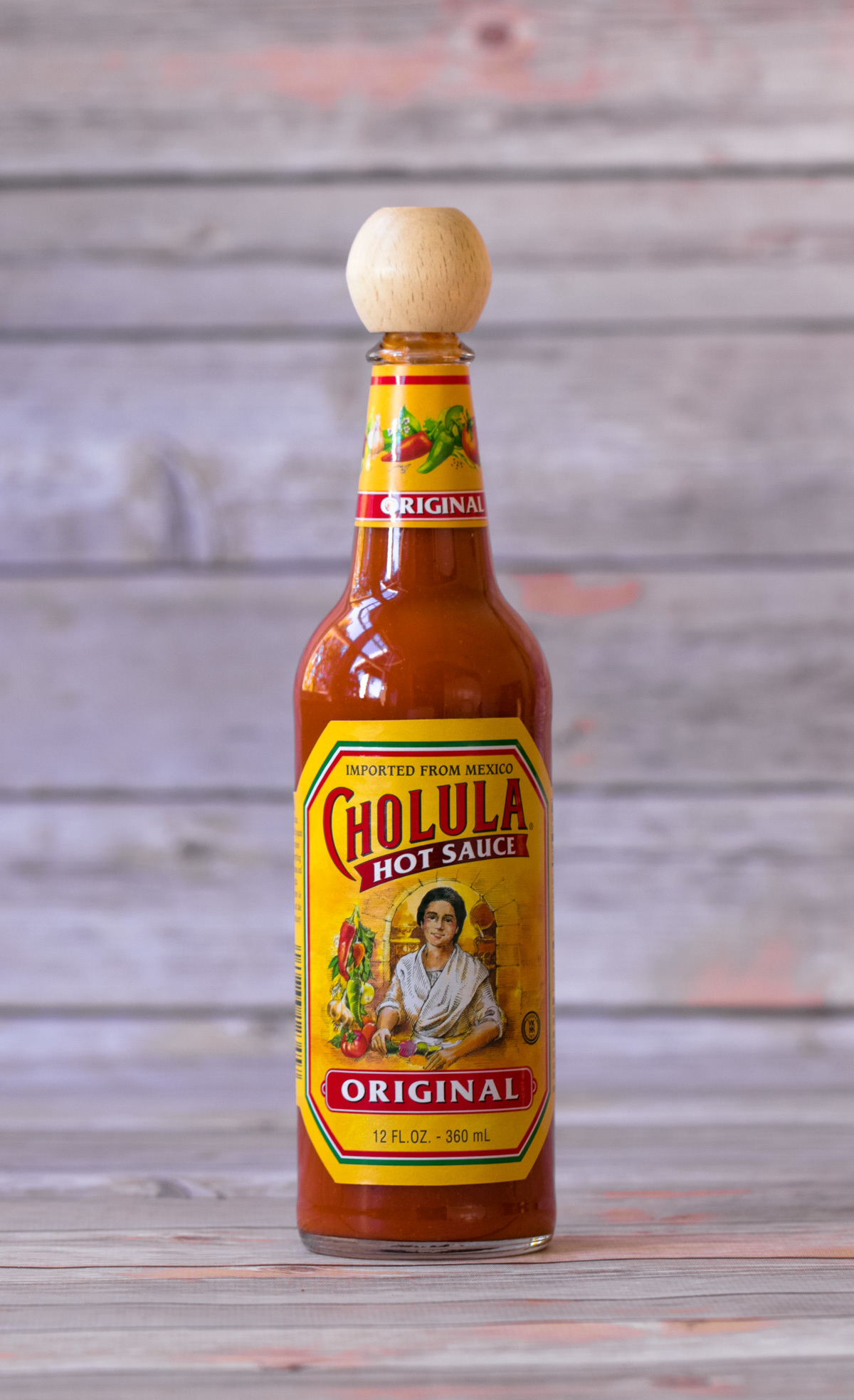 best hot sauce - cholula