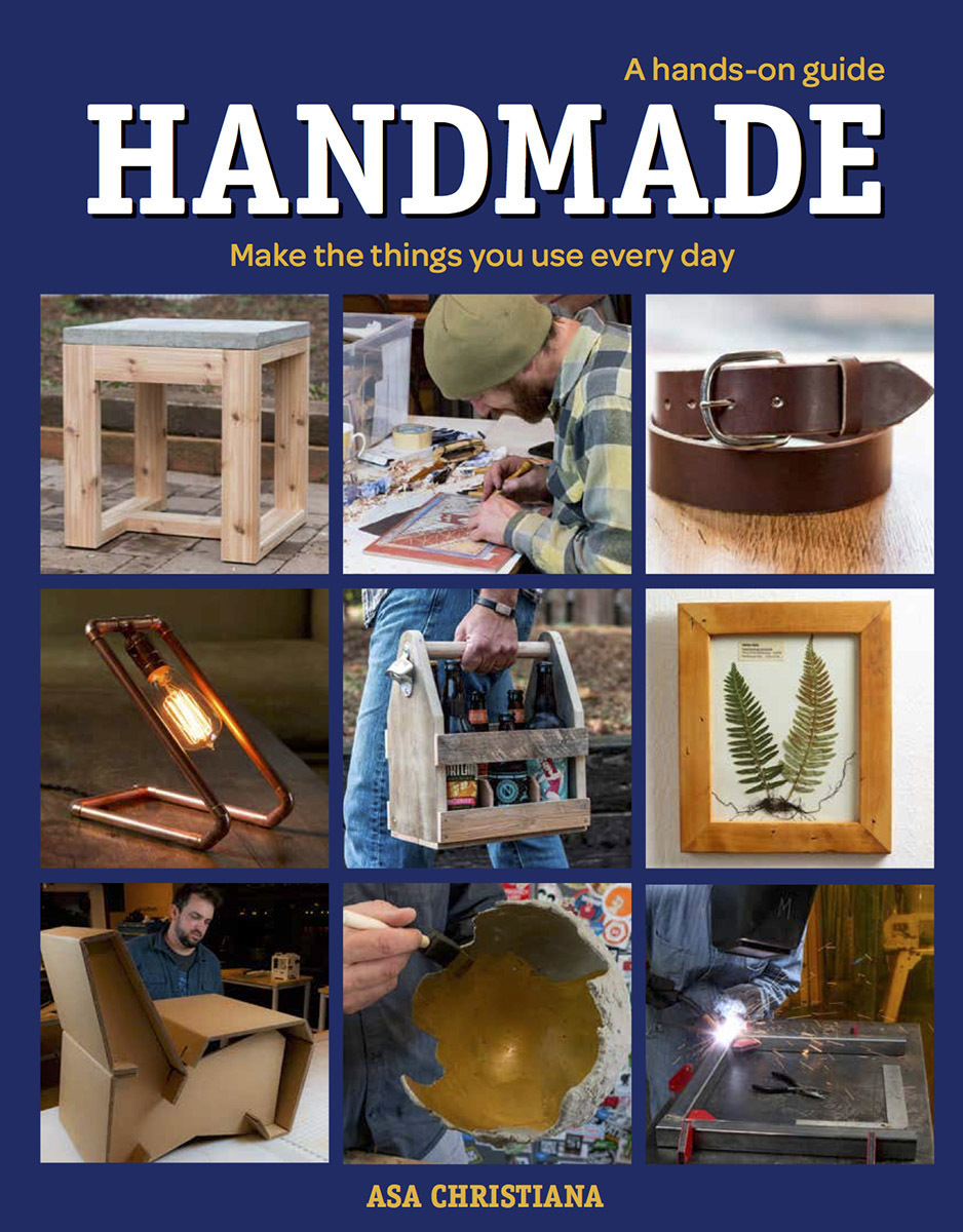 Handmade - a hands-on guide